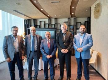 مجلس الاعمال الاردني في الامارات يودع السفير العبادي