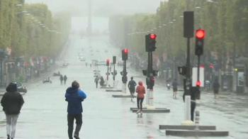 شاهد ..  يوم بلا سيارات في شوارع باريس