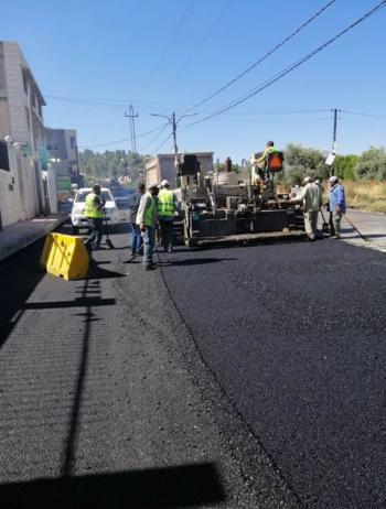 عجلون: مليون و370 ألف دينار لأعمال صيانة وفتح طرق