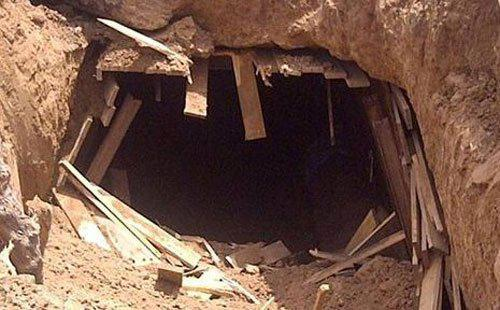 وفاة و6 اصابات بانهيار داخل نفق في الكرك