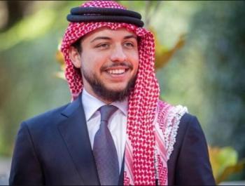 أكرم جروان يُهنئ ولي العهد بعيد ميلاده 26