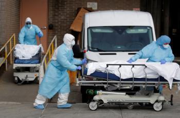 أميركا تسجل 53069 أصابة جديدة بفيروس كورونا
