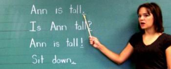 مطلوب معلمة لغة انجليزية للعمل لدى المدارس الامريكية