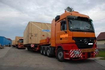 المفوضية الأوروبية تعارض فرض المجر ضريبة عبور على الشاحنات التركية
