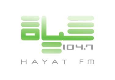 حياة اف ام تعلن البث في اربد و قمر Nile Sat وانشاء استوديو جديد