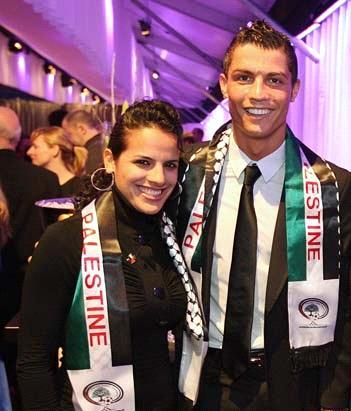 رونالدو يتبرع لأطفال فلسطين بالحذاء 20121120209RN826.jpeg