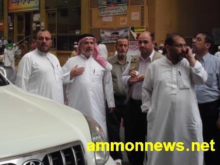 وزير الأوقاف الأردني راضياً مستوى 20131012107RN600.jpeg
