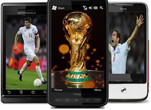 """""""فيفا"""" يطلق تطبيق كأس العالم على """"الهواتف الذكية"""""""