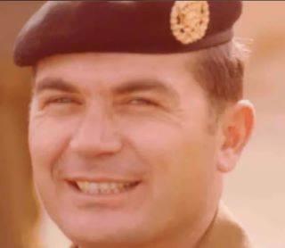 مفخرة القوات الخاصة الاردنية وبطل تحرير الكعبة في ذمة الله