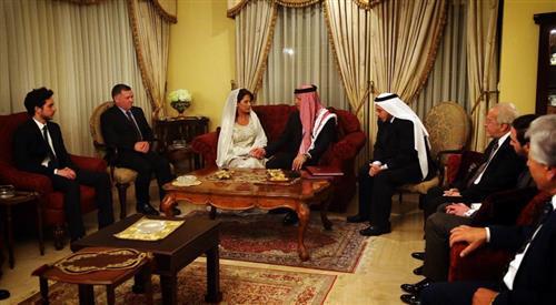 فيصل بن الحسين Zeina Lubbadeh