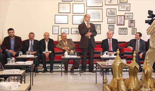 أبو مازن؛ يتحدث عن القائد عبد الله التل والمعتقلين من أبناء العشيرة